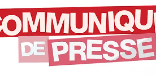 Communiqué de presse – TROP C'EST TROP !!