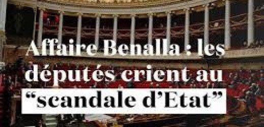 L'affaire Benalla : un scandale d'État…