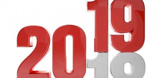 Que 2019 soit porteuse d'espoirs pour chacun d'entre vous.  Meilleurs Vœux et Bonne Année.